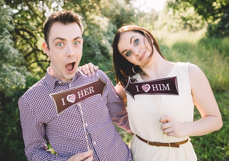 egyedi kreatív táblák esküvői kellékes szeged