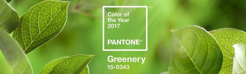 Segítség a színválasztáshoz – Greenery – Az Év színe 2017