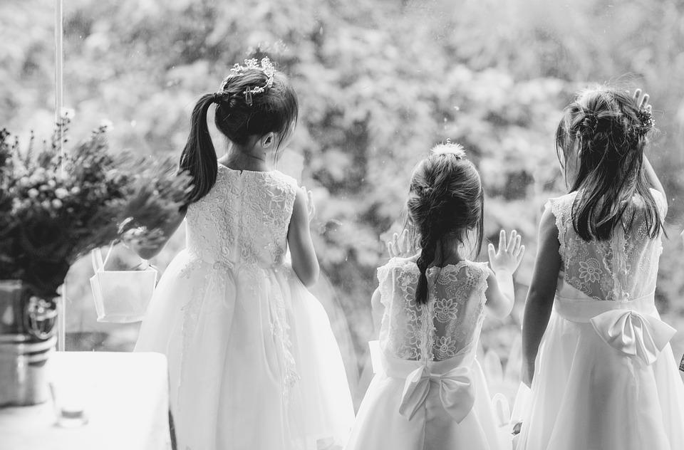 Esküvő, nem csak felnőtteknek – Avagy gyerekek az esküvőn