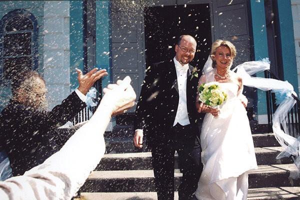 Így változtak az esküvői fotó trendek az elmúlt 50 évben